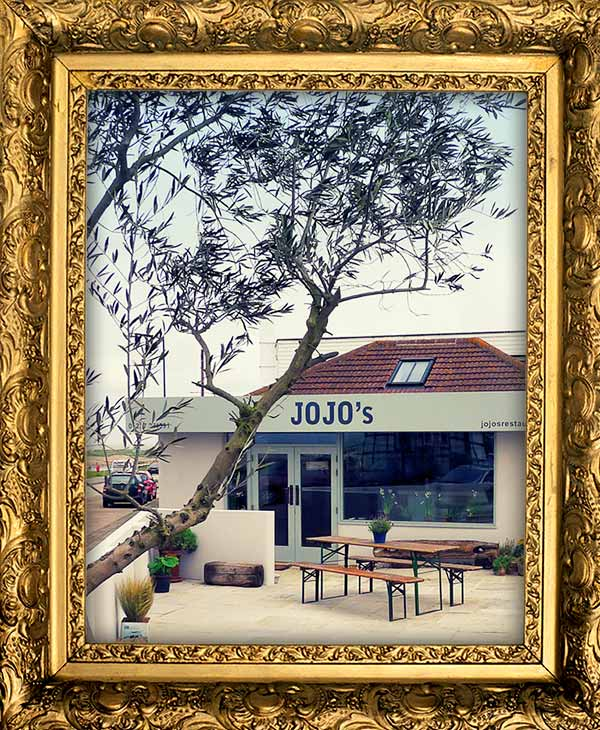 Book a table at JoJo's