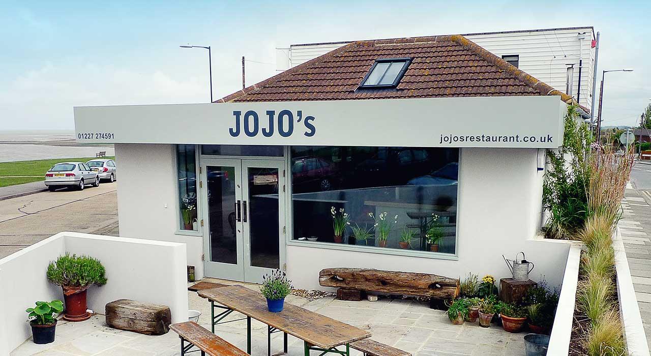 JoJo's Restaurant exterior